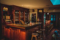 The Butlers Rest, a cosy yet spacious bar with an old-time country feel is located in Clonabreany Courtyard and is the perfect post wedding spot to retreat to with your guests. Wedding Spot, Post Wedding, Butler, Ireland Wedding, Liquor Cabinet, Wedding Venues, Rest, Bar, House
