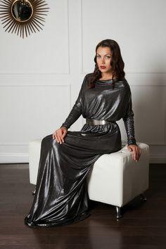 Modest long sleeve formal wear by Rayan | Mode-sty hijab tznius fashion