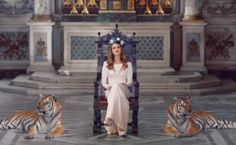 Lana Del Ray has urged her fans to join her and cauldrons of witches all over the world for spell binding sessions in efforts to remove U.S. President Donald Trump from office.