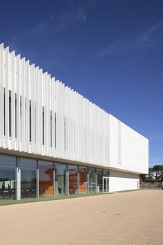 Art School – Carcassonne / Jacques Ripault Architecture