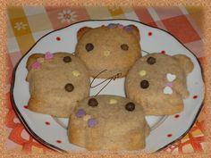 Cinnamon Cookies - var. 1: Hello Kitty (inspirated by Bakegirl)