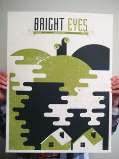 Bright Eyes by Nerl says Design