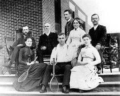 Rutherford Hayes family