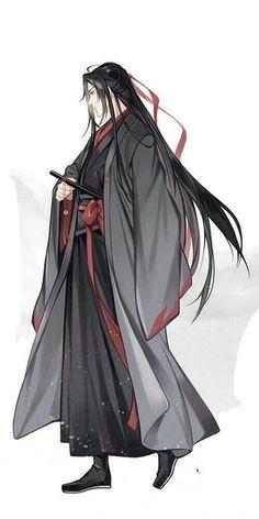 I Love Anime, Anime Guys, Clan Uzumaki, Character Art, Character Design, Chica Anime Manga, Chinese Man, Handsome Anime, The Grandmaster