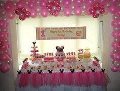 Minniemouse party