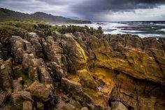 Pancake Rocks, new zeland