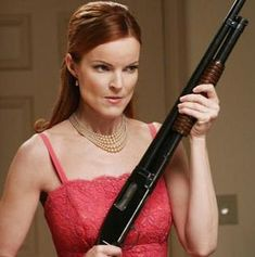 Bree Van De Kamp in Desperate Housewives