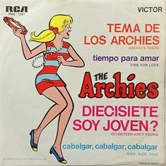 The Archies-Archies Theme  EP. Mexico