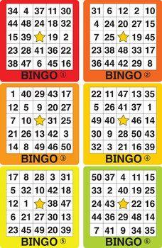 Number Bingo by Donald's English Classroom Bingo Cards To Print, Free Printable Bingo Cards, Bingo Card Template, Esl Games, Bingo Games Free, Bingo Patterns, Lottery Strategy, Bingo Sheets, Word Bingo