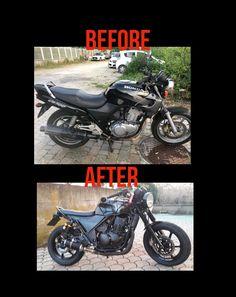 Honda Cb 500, Motorcycle, Vehicles, Motorcycles, Car, Motorbikes, Choppers, Vehicle, Tools