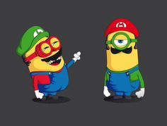 New Collection of Despicable Me 2 Minions   Crazy Minion Images & Fan Art