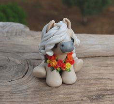 Polymer Clay Sculptures, Polymer Clay Animals, Cute Polymer Clay, Cute Clay, Polymer Clay Projects, Polymer Clay Creations, Sculpture Clay, Diy Clay, Biscuit