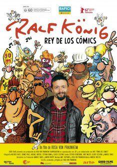"""Tráiler de """"Ralf König, rey de los cómics"""". Información, sinópsis y ficha técnica de la película #films #movies"""
