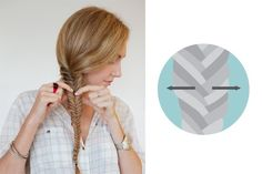 DIY: 3 braided hairstyles