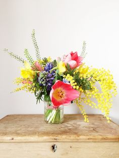 by Emily Quinton for Flower Arranging 101