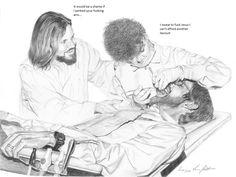 Jerk Jesus - Dentist