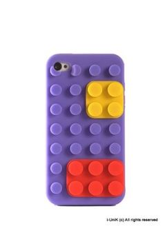 i-UniK iGoBlocks Series iPhone Soft Designer Protection Case