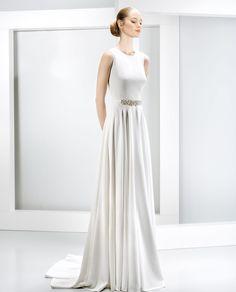 Vestido novia Jesús Peiró Ref.6001