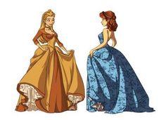 54 Ideas For Art Drawings Disney Princesses Anime Style Anime Disney Princess, Princess Art, Princess Sophia, Princess Birthday, Disney Kunst, Arte Disney, Disney Fan Art, Disney Love, Disney Ideas
