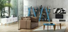 Living with a statement, TemaHome Lookbook 2013.