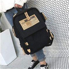 Colorful Backpacks, Cool Backpacks, Teen Backpacks, Canvas Backpacks, Leather Backpacks, Leather Bags, Fashion Bags, Fashion Backpack, Women's Fashion