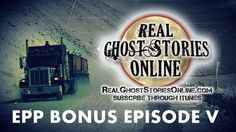 Today On Real Ghost Stories Online: A little girl unknowingly has a premonition of her father's suicide, and subsequent haunting.  Could a family curse be passed down from mother to daughter over multiple generations?  A woman was never able to meet her father-in-law, yet she has found a way to make a connection with him. Download This ...