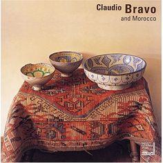 Claudio Bravo And Morocco: Janis Gardner Cecil, Edward Sullivan, Claudio Bravo, Brahim Alaoui: 9780897972628: Amazon.com: Books