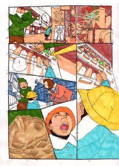 http://sciencesaru.tumblr.com/ saru 湯淺政明