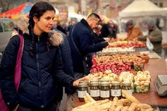Replanting America: 90 Percent of What We Eat Could Come From Local Farms   TakePart (Farmers market at Union Square Park) - http://www.takepart.com/article/2015/06/01/everyone-could-eat-local