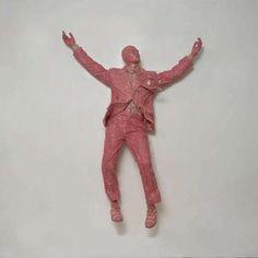 Maurizio Savini - chewing gum sculptures