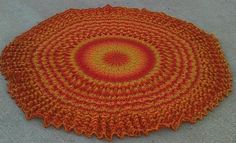 Ravelry: Brain Coral pattern by MMario