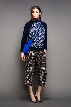 J.Crew Fall/Winter 2015 Presentation via @WhoWhatWear