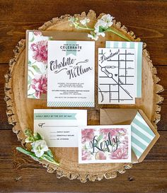 Paper + More Answers Your Wedding Invitation Timeline Questions | Photography: Tammy Odell Photography #bridesofok #wedding #invitation