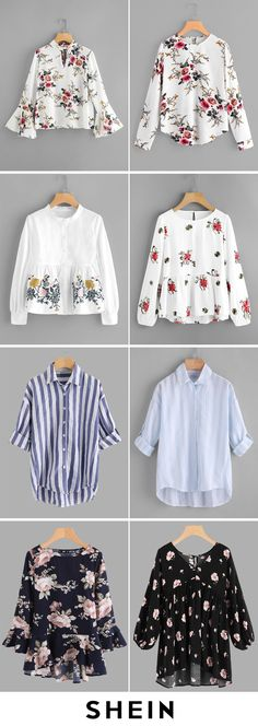 Blouses for fall