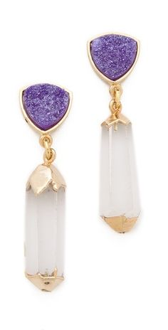 Dara Ettinger Stella Earrings | SHOPBOP