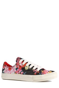 f46b0ca438 Buy Black Floral Baseball Trainers online today at Next  Rep. of Ireland