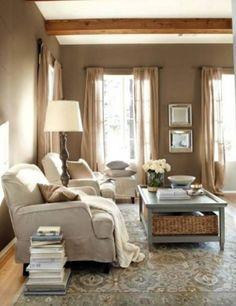 Neutral Living Room Designs-22-1 Kindesign