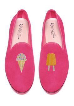 del toro spring 2013 prince albert icecream loafers