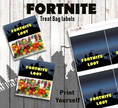 Fortnite Party Fortnite Party Game Printable Fortnight