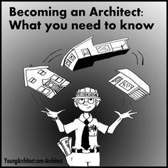 Becoming an Architect is a lengthy process. Here is a breakdown of what you need to know.