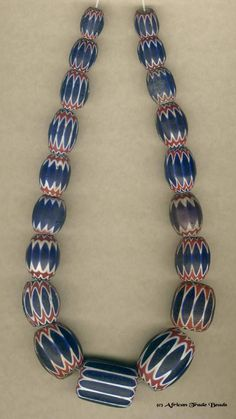 African Trade Beads .. Picture Collection 52