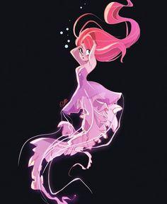 Mermay 01: The Jellyfish Girl♀️i