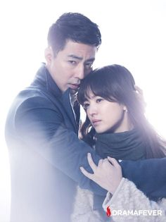 Oh Couple official picture from SBS Drama - The Winter, The Wind Blow