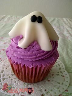 cupcakes fantasma