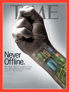 The Silicon Valley giant has redrawn the line that separates our technology and ourselves. -  TIME #iLuv #iLuvInnovation