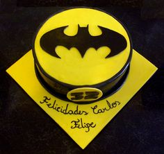 Tarta Batman