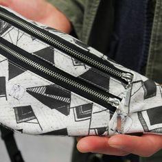 Produkty od BAGS BY MAY uszyte z drukowanych u nas tkanin