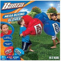 Kids Inflatable Mega Boxing Gloves * Visit the image link more details.