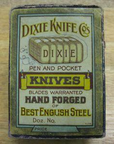 dixie pen & pocket knives
