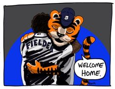 Let's go Tigers!
